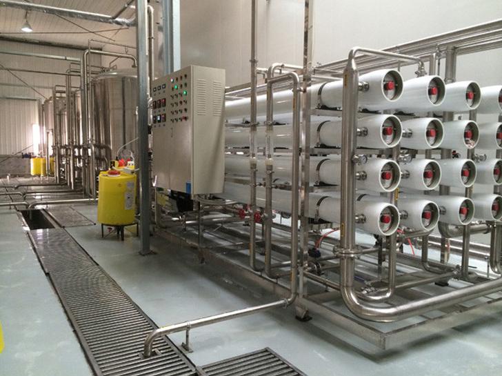 桶装水净水设备