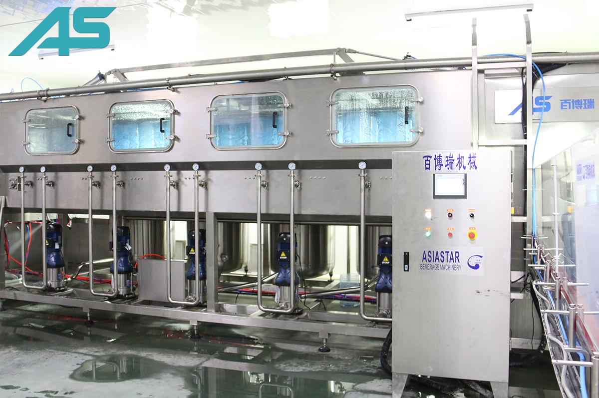 800-1200BPH桶装水灌装机