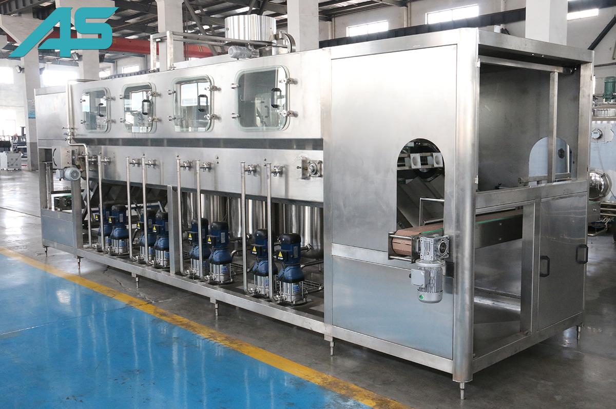 600-800BPH桶装水灌装机