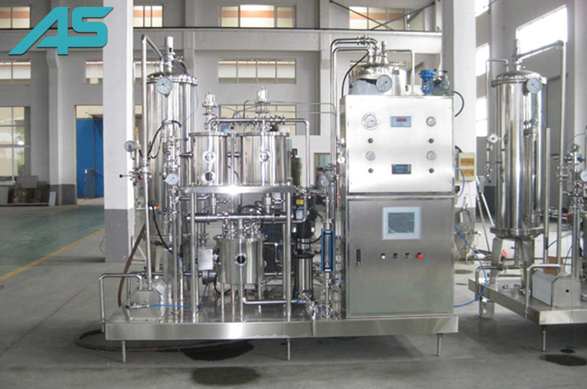 CO2混合机